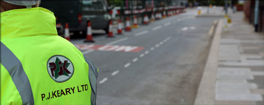 P J Keary offers comprehensive street works inspection, administration and management services to assist undertakers in delivering compliant and cost-effective street works and to help local authorities operate their Network Management Duty and ensure the safety of highway users